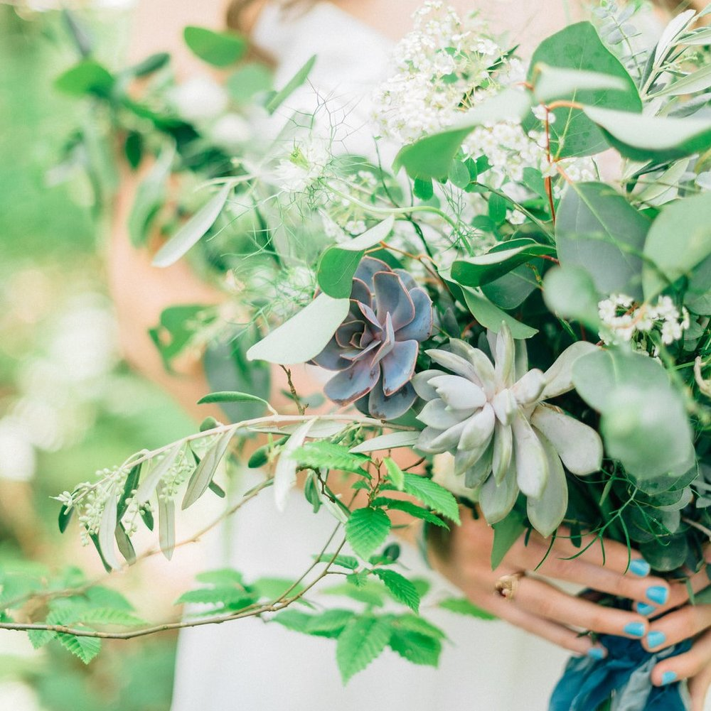 BOHEMIAN SPRING WEDDING -