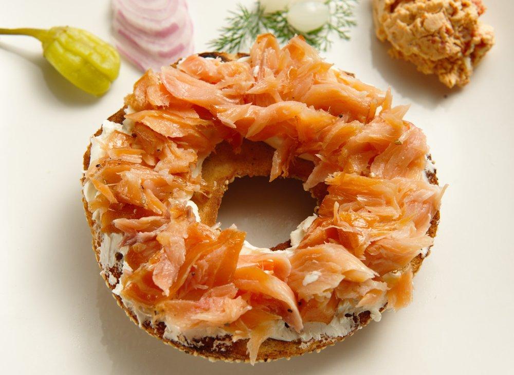 Ashbells Wild Norwegin Hot Smoked Salmon Bagel (1).jpg