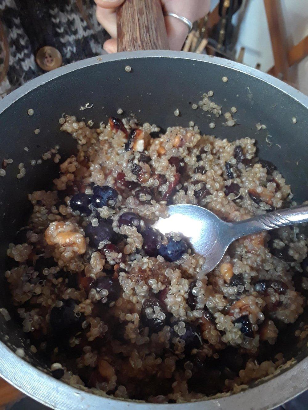 Quinoa version