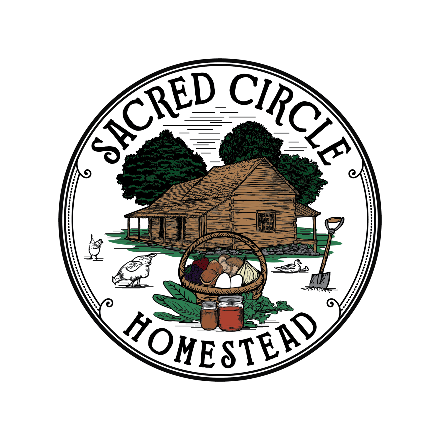 Sacred Circle Homestead | Homestead and Permaculture Nursery