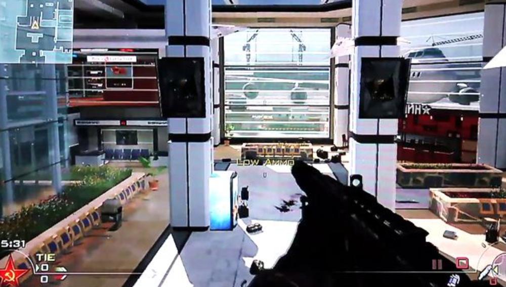 Modern Warfare  (Claire L Evans, 2010)