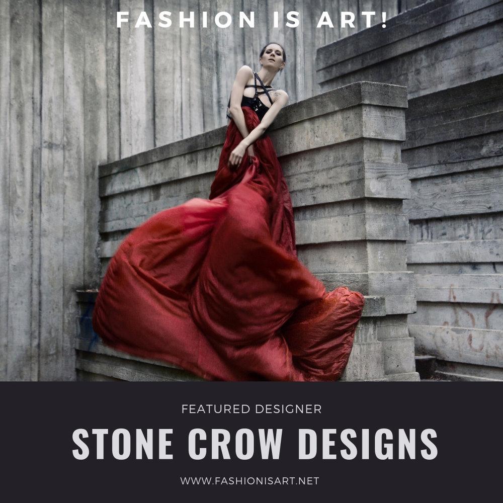 Fashion is ART! (Stone Crow Designs).jpg