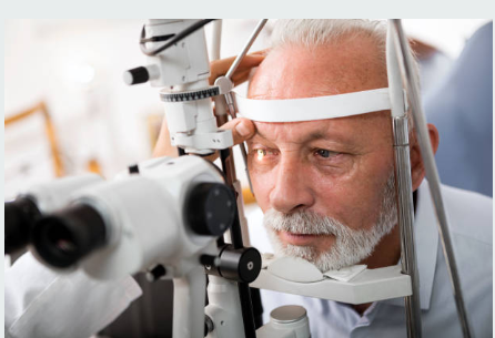 Only a trained eye care physician can detect and treat glaucoma