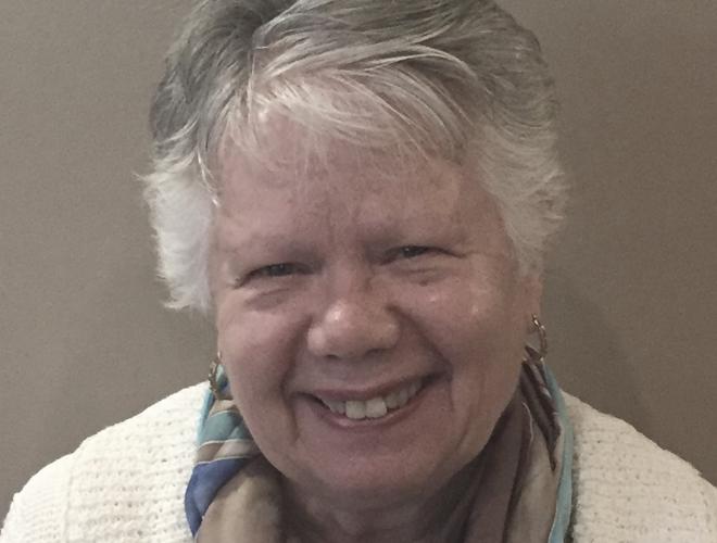 Janet Gray   Elder