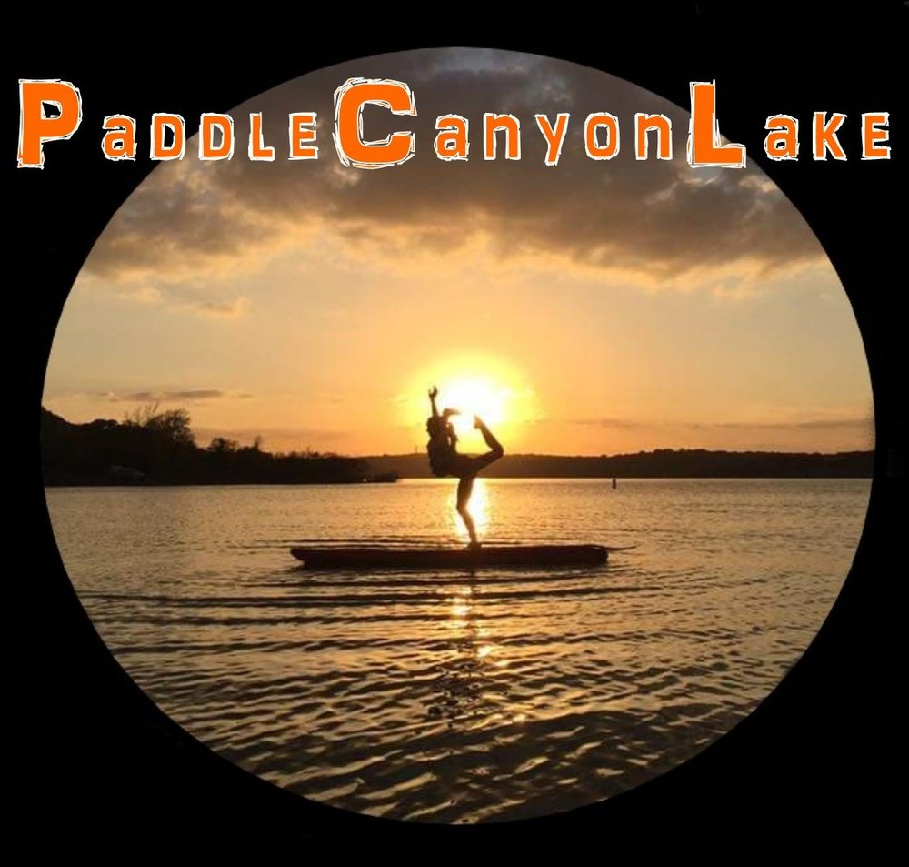 Paddle Canyon Lake
