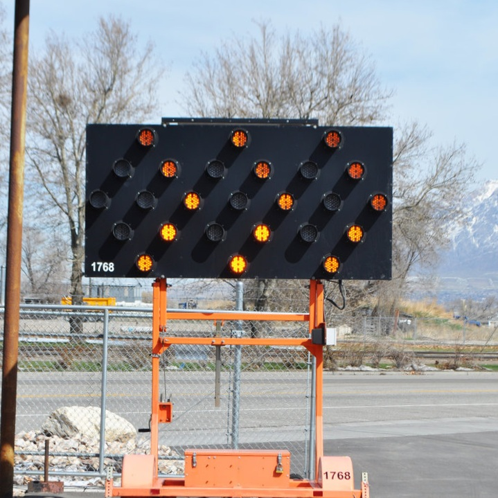 ARROW BOARD REPAIR - We'll keep your arrow boards clean and in perfect working condition so you can get your job done safely.