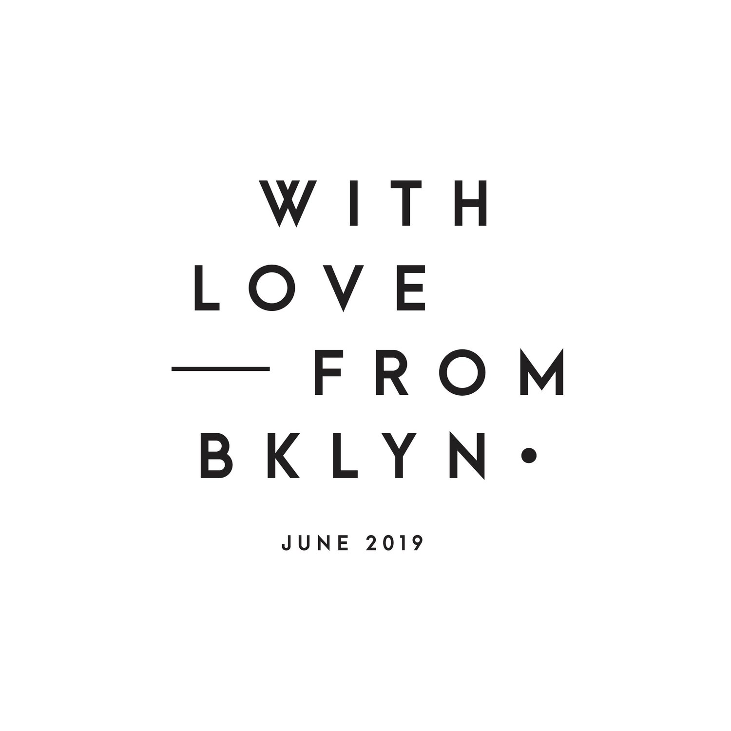 With Love, from BKLYN
