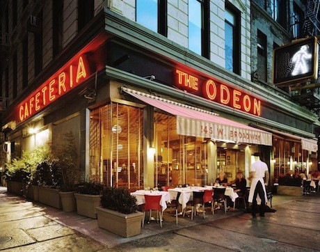 The Odeon - Always lively and open late, the Odeon is the place to see and be seen. It serves classic American/French bistro fare.
