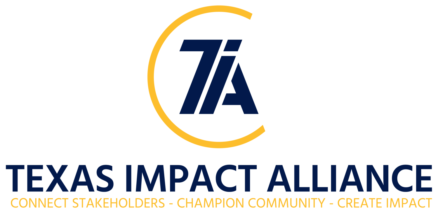 TEXAS IMPACT ALLIANCE    Connect Champion Create
