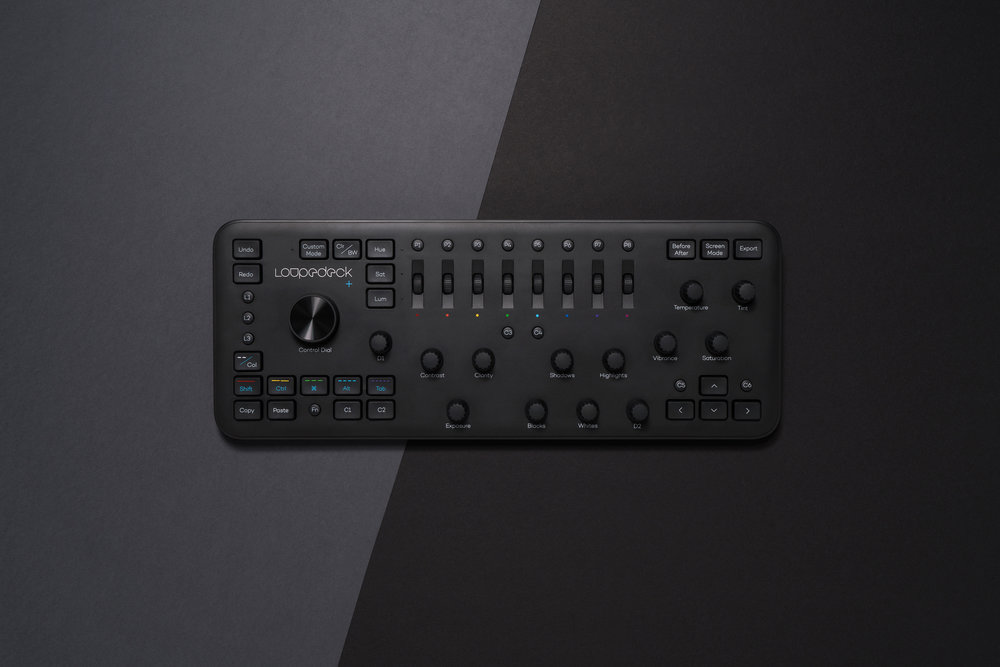 What's New? : Loupedeck+  LOUPEDECK+ LETS YOU BE MORE CREATIVE, MAKES YOUR EDITING FASTER, AND ALLOWS YOU TO FOCUS ON WHAT'S IMPORTANT - YOUR CRAFT.