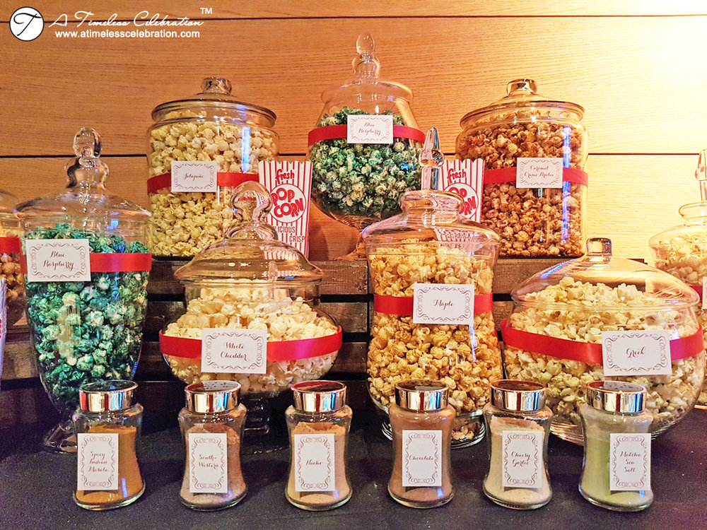 Candy Buffets for Weddings