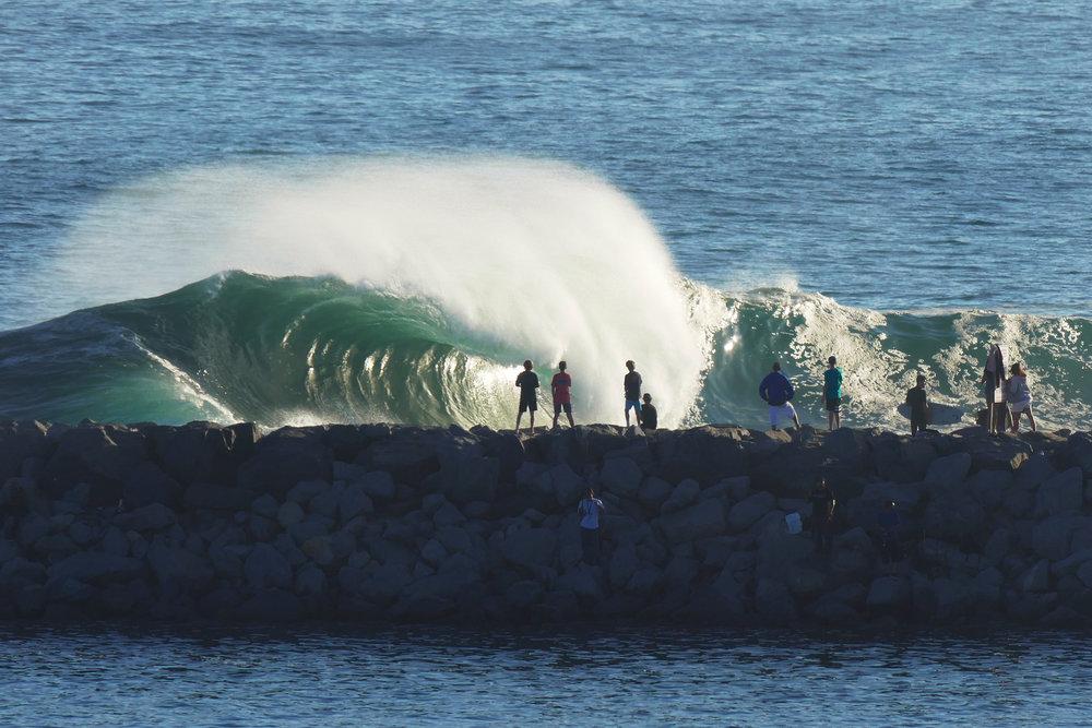 The Wedge - Newport Beach, CA