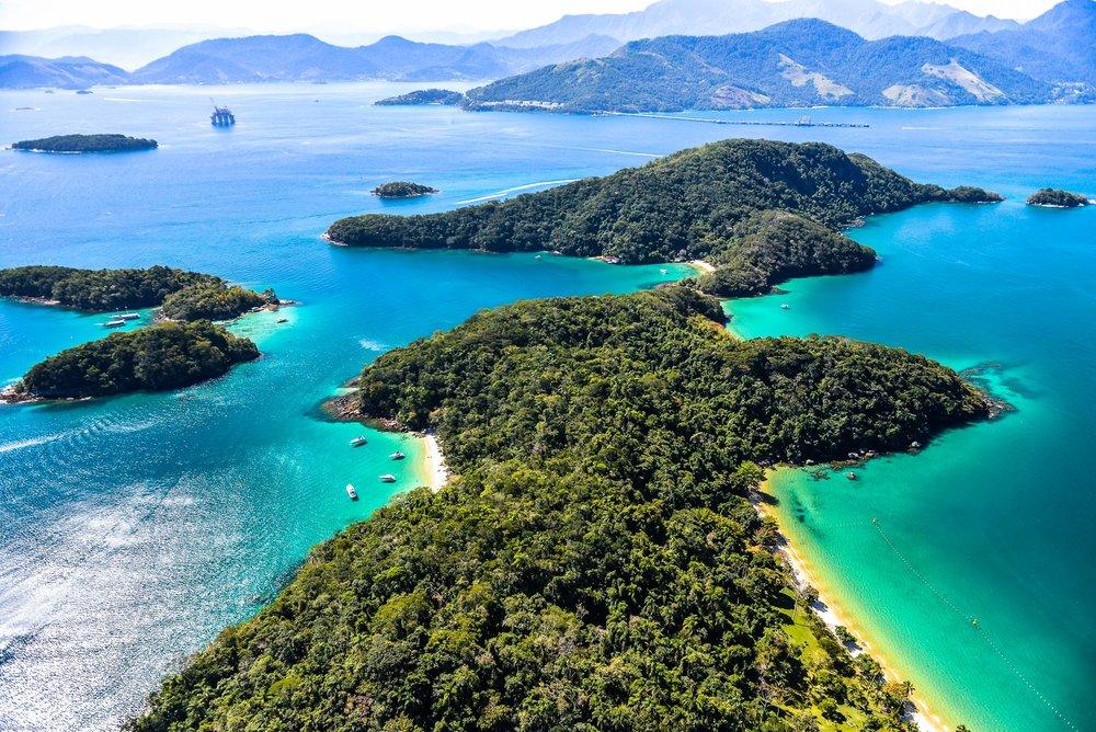 Angra dos Reis - Island-hopping Paradise