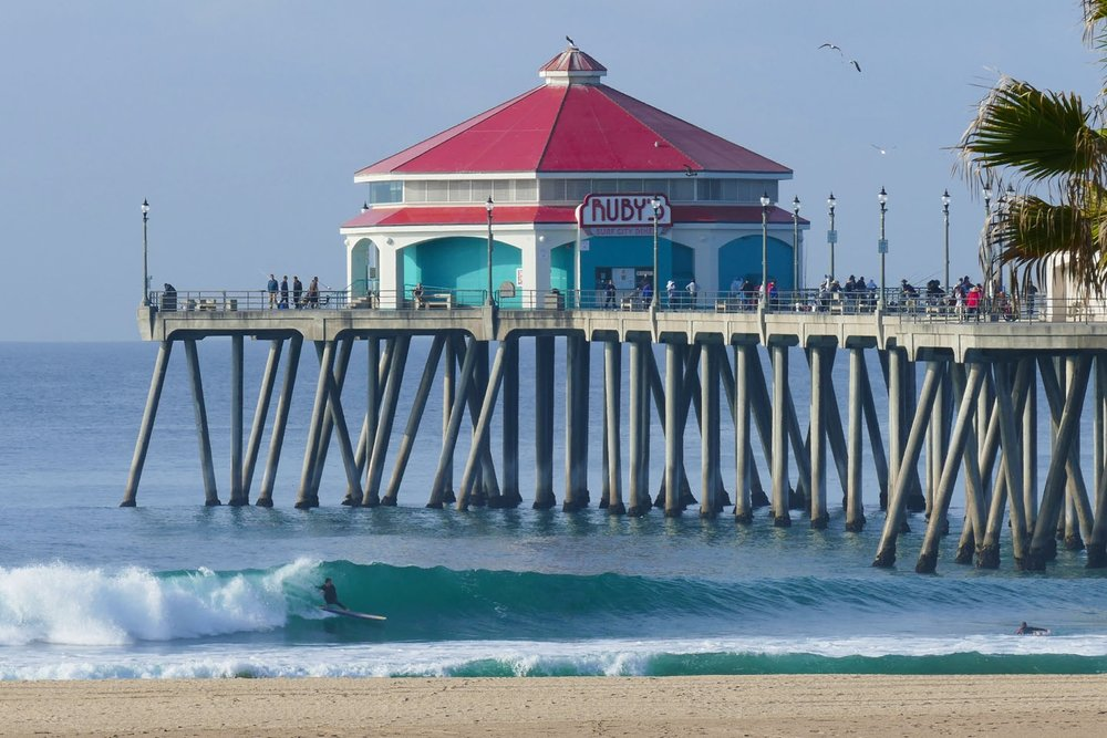 HB Pier - Huntington Beach, CA