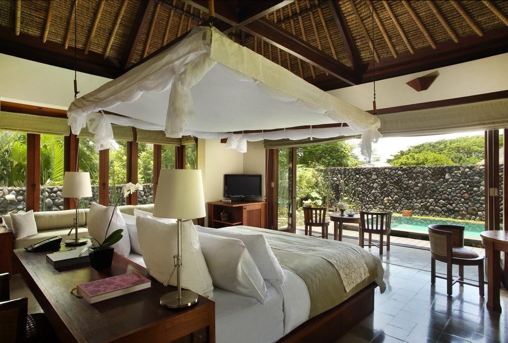 Alila Ubud - Accommodation - Pool Villa - Bedroom.jpg