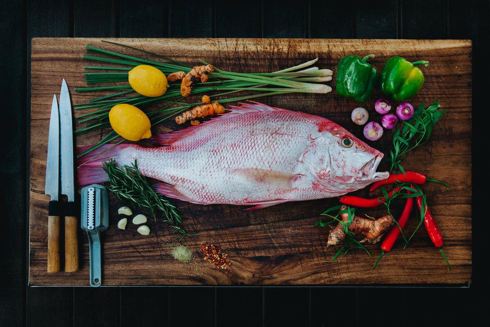 Alila Seminyak - Seasalt - Seafood 02.JPG