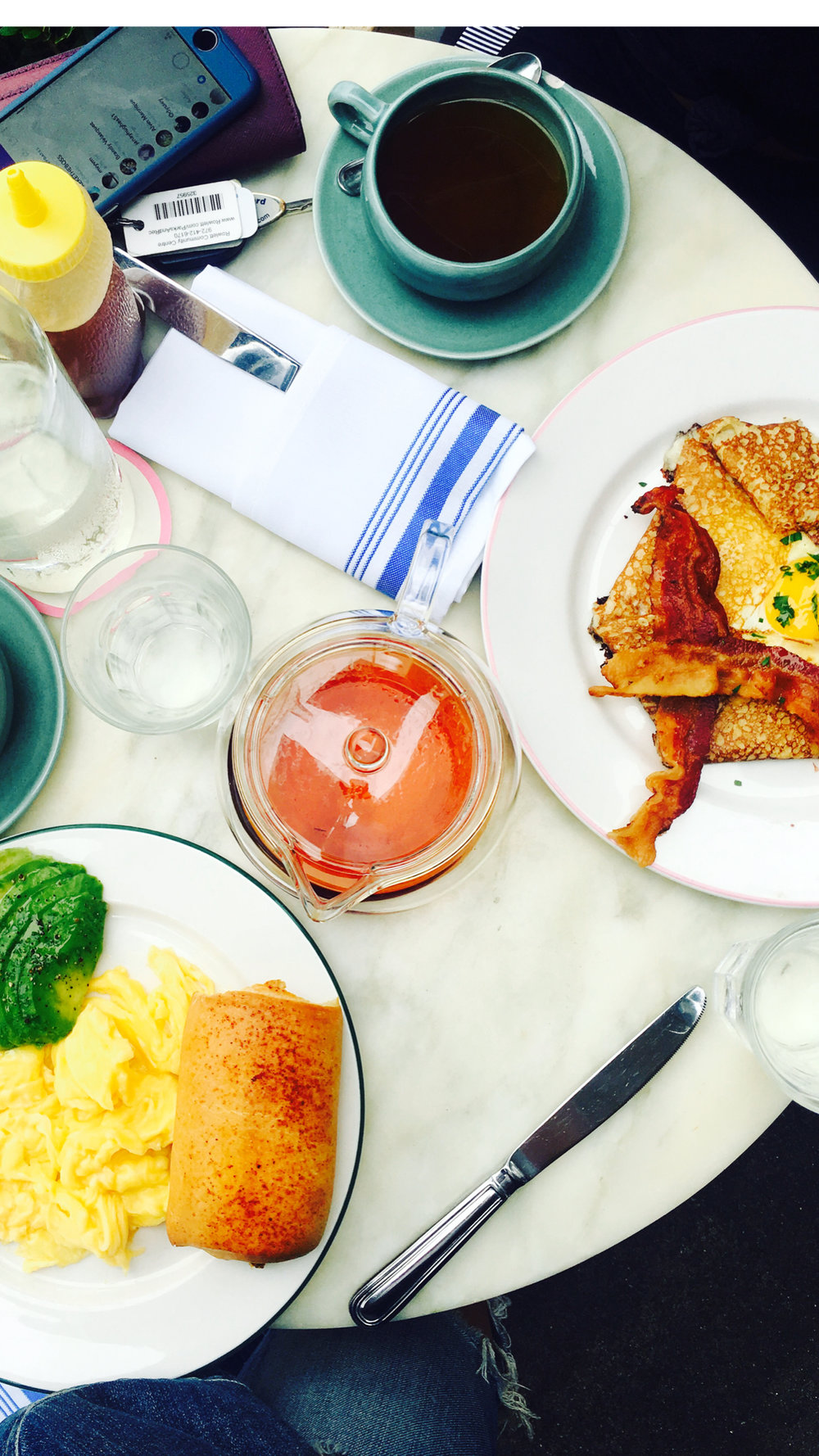 June's All Day Cafe Never Disappoints - From homemade pastries to the freshest farm eggs. June's always gets it right.