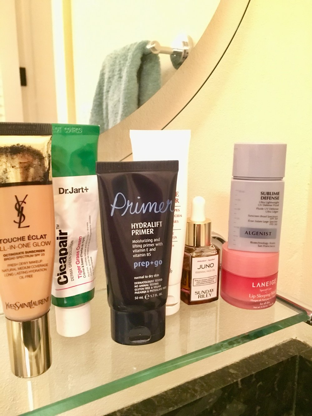 Skin care ESSENTIALS - Can't leave the house without these!
