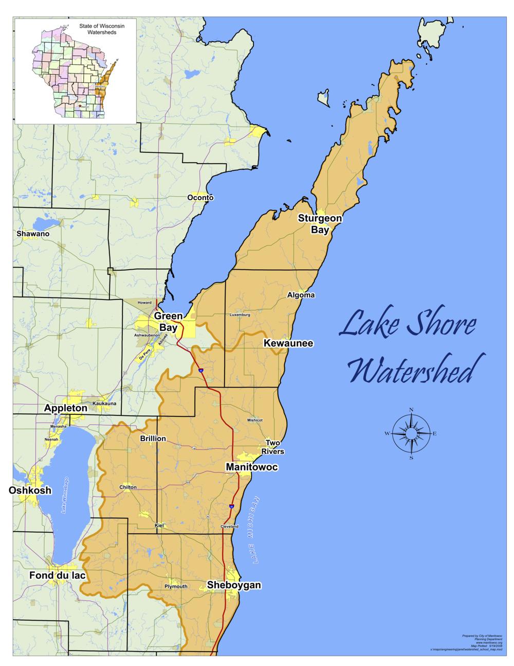 Lake Shore Watershed