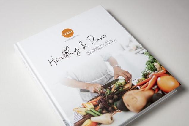 Paperjam.lu    Nouveau livre de recettes pour HaPP
