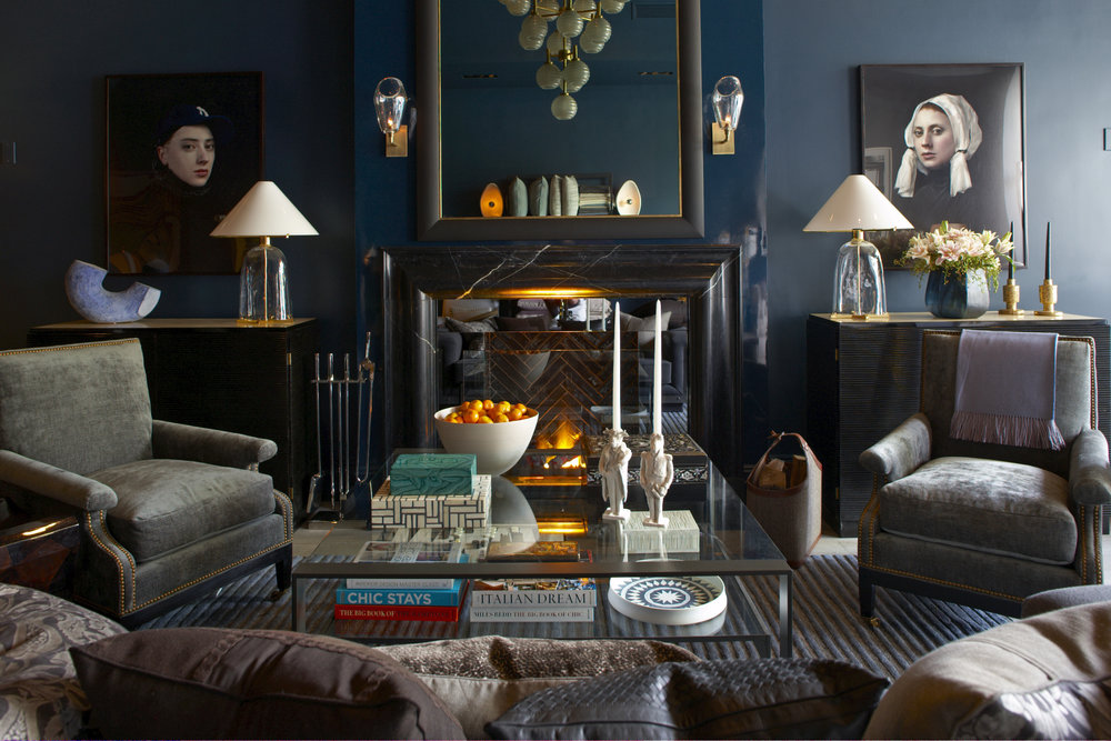 A mix of furnishings and decor at Putnam & Mason, a new design destination in Greenwich, Connecticut