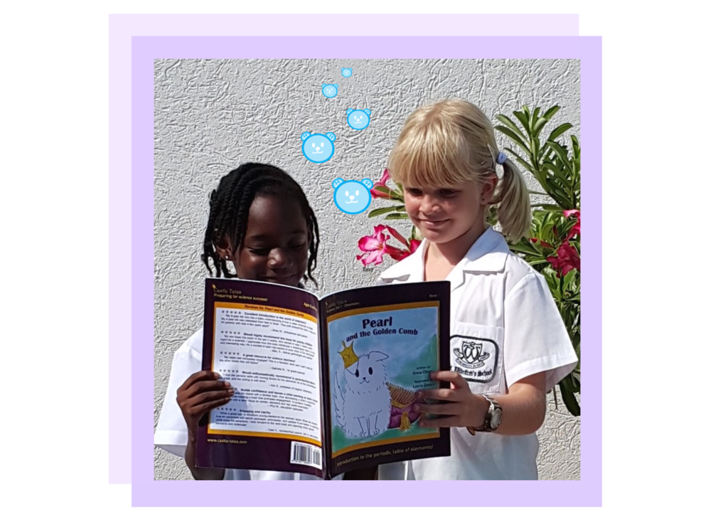 Pearl's Library Program - Click to learn more!