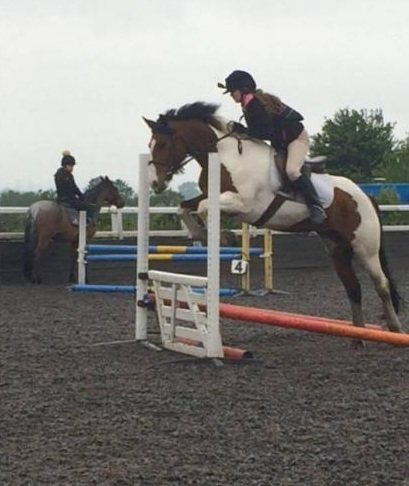ARDKEEN MILLIE - Millie joined Witham Villa in 2018 having been imported from Ireland in 2017.She has taken part in dressage, show jumping and cross country previously and has settled in well here at Witham Villa.A lovely sweet natured horse.Height: 15 Hands HighColour: SkewbaldYear of Birth: 2007Stable Name: MILLIE
