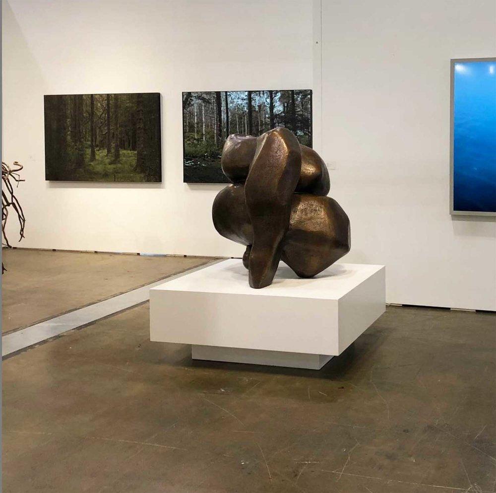Installation view An Te Liu