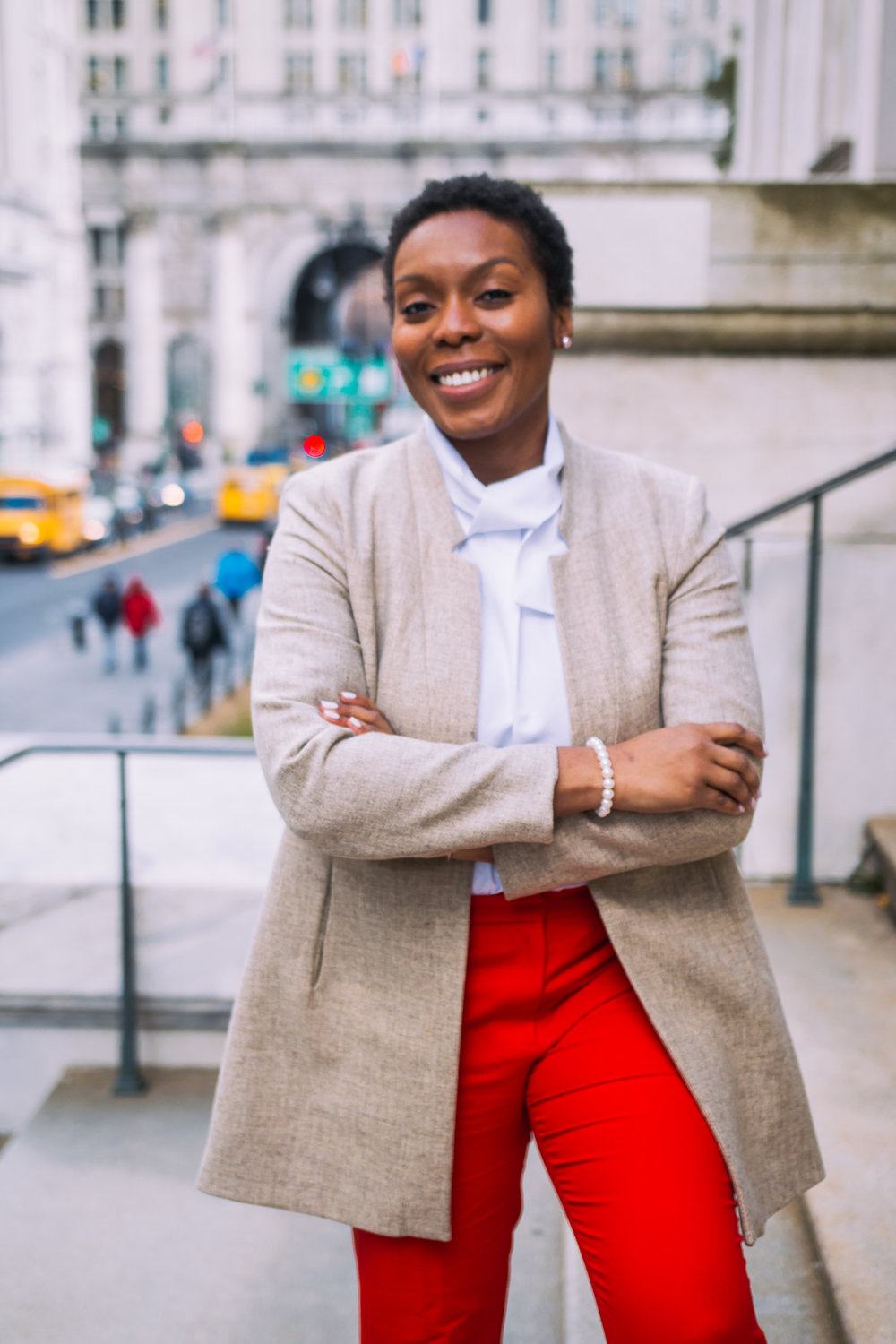 Who is Ify IKE? - Ifeoma Ike—Ify, for short—is a first-generation, Nigerian-American activist, artist and attorney whose entire career has been dedicated to empowering marginalized communities and creating data-informed strategies to reduce inequity. Ify is a co-founding Principal of social impact firm, Think Rubix, a professor at Lehman College, and board member of the Women's Prison Association, as well a Junior Board member of the Nigerian Healthcare Foundation.Read More