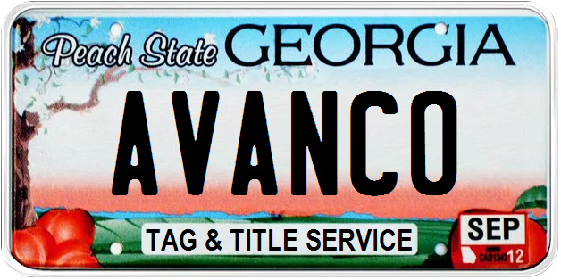 Avanco License Plate New.png