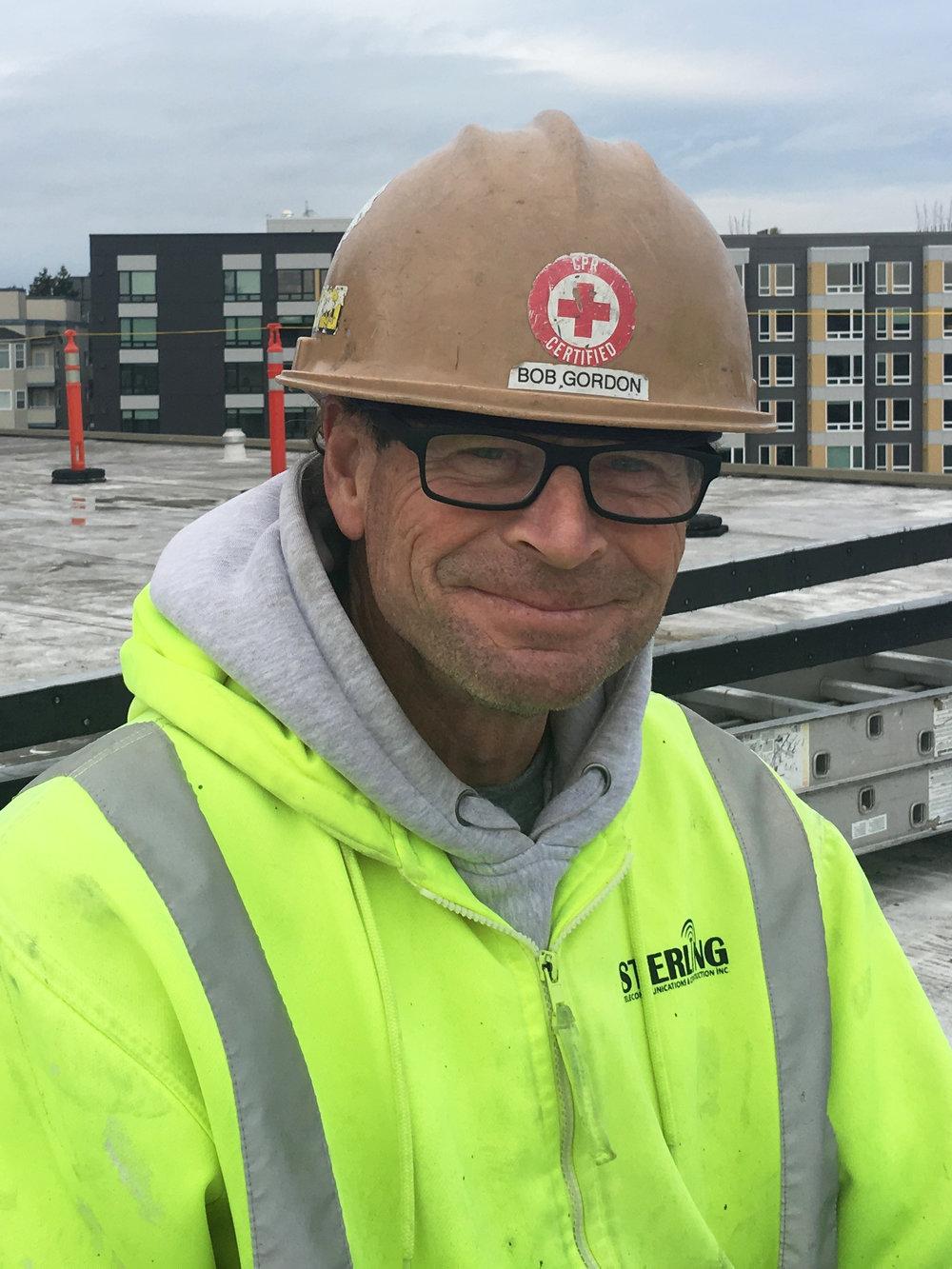 Bob Gordon - Civil Technician