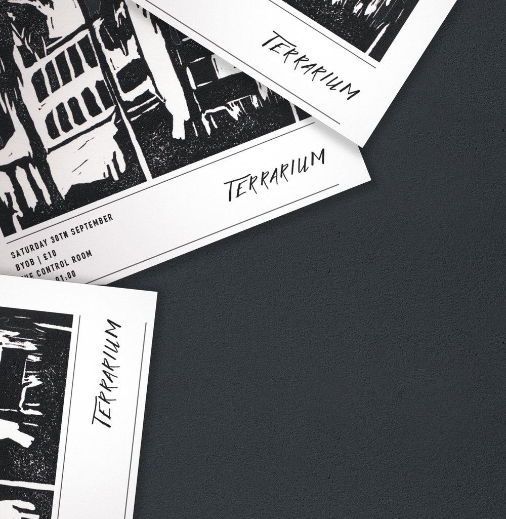 Terrarium Flyer