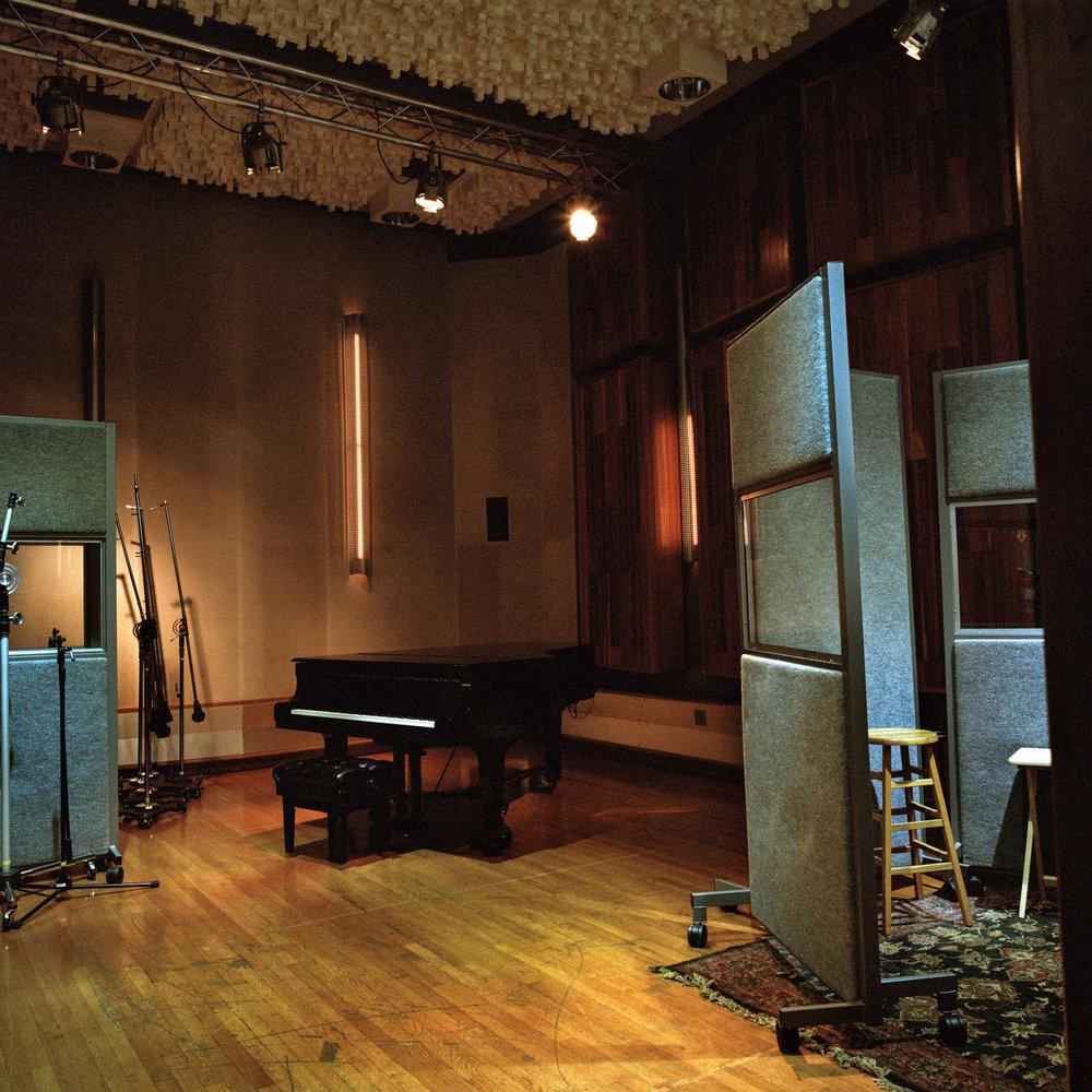 Criteria Studios (Hit Factory), Miami, FL  February 24, 2015