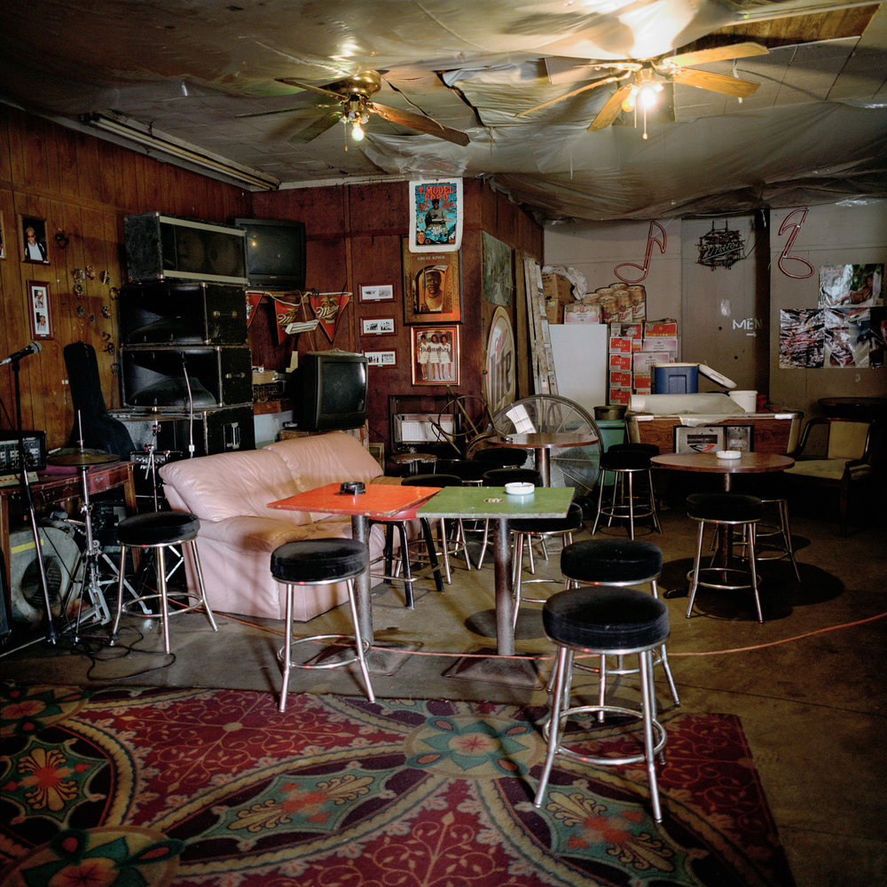 Red's Lounge, Clarksdale, MS  May 10, 2008