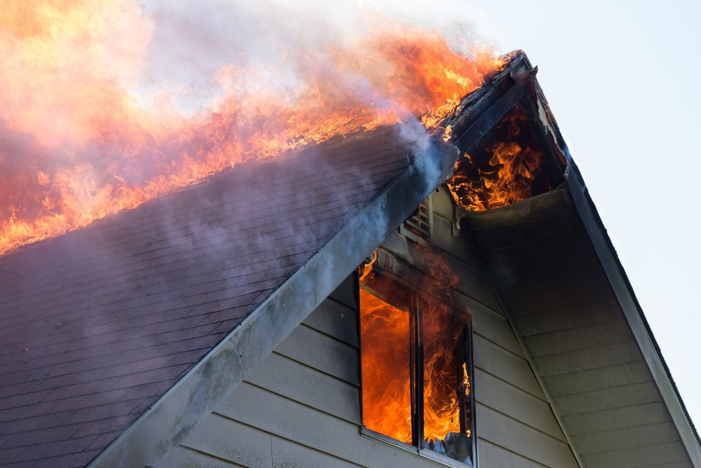 FIRE & SMOKE - A fire can be one of the most traumatic events you can experience as home or business owner. When your home or livelihood is at stake, time is of the essence and we work diligently to put the pieces back together again.