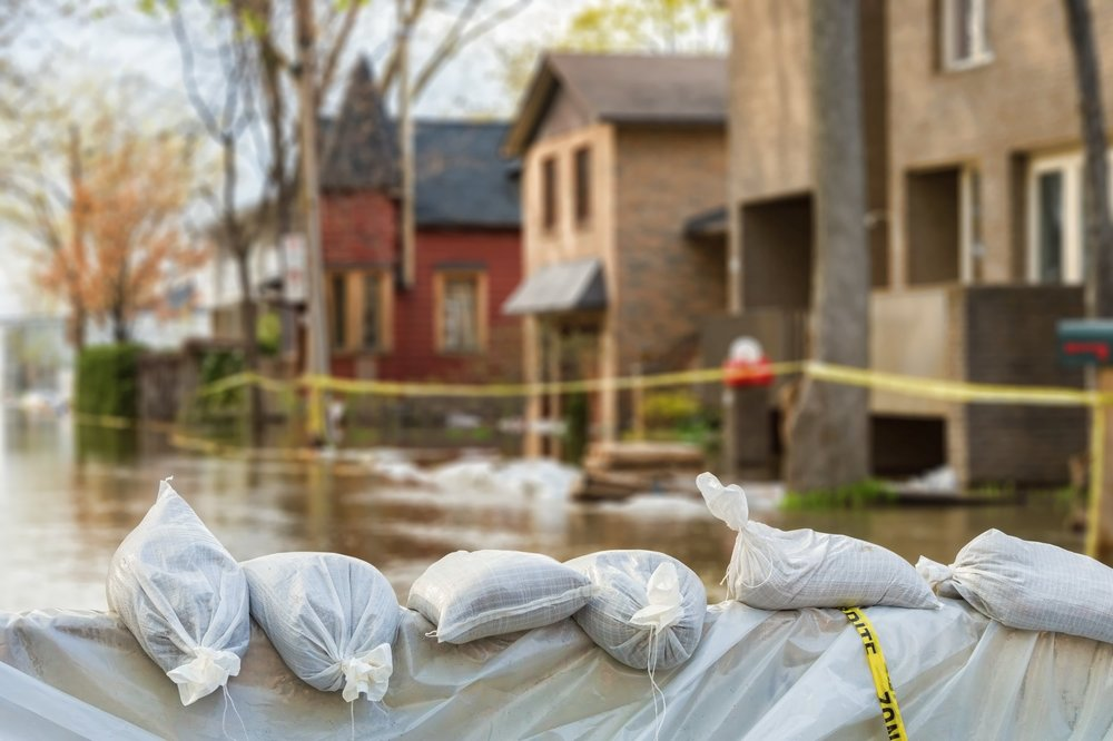 WATER & FLOOD - Water can cause damage at a small and large scale. It can be hidden,  such as mold, and it can be wide spread, such as the devastating force  of a flood or hurricane.