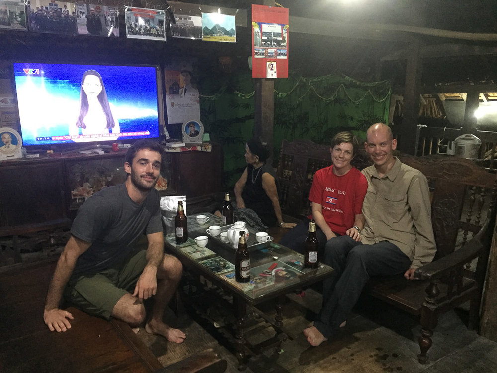 Hanoi and Northern Vietnam 2017 — Bernd's Perspective