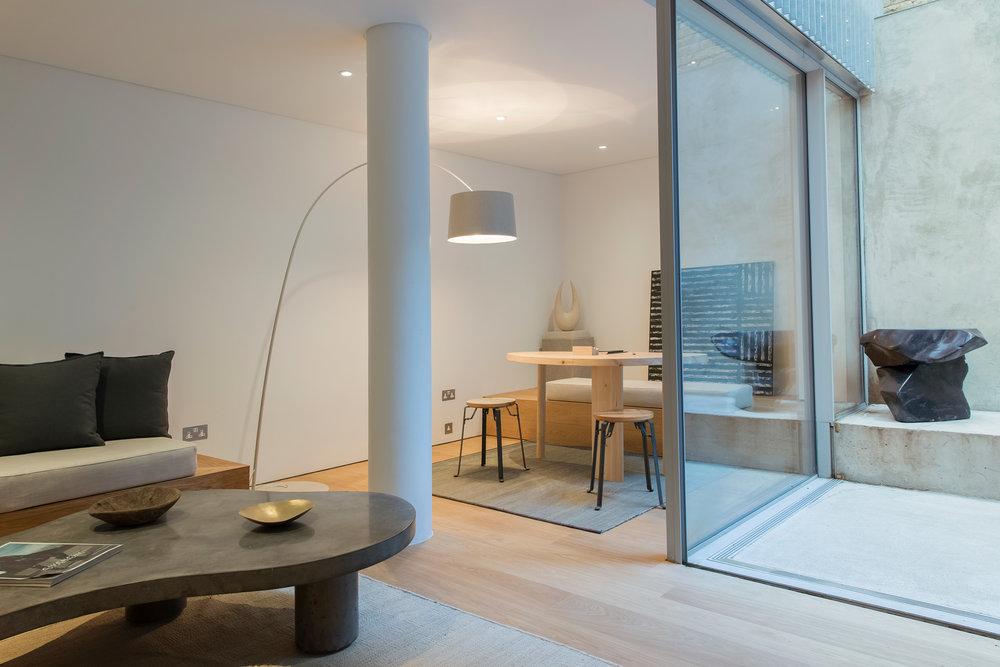 Cheyne Walk - Furniture Design + Interior Styling