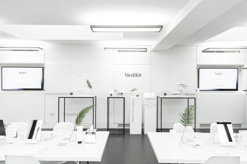 NEXT / Medik8 - Product Launch Event