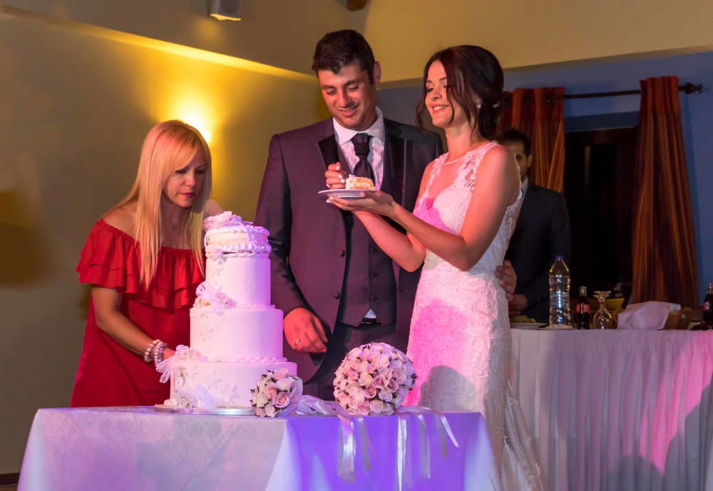 Wedding - Let us handle your wedding reception