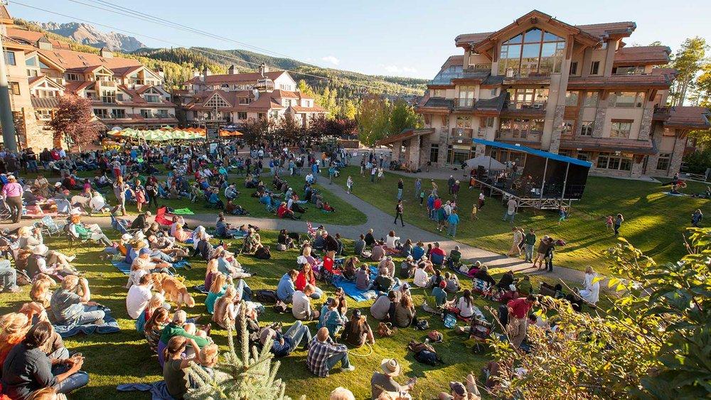 Telluride Blues & Brews Festival | Mountain Village