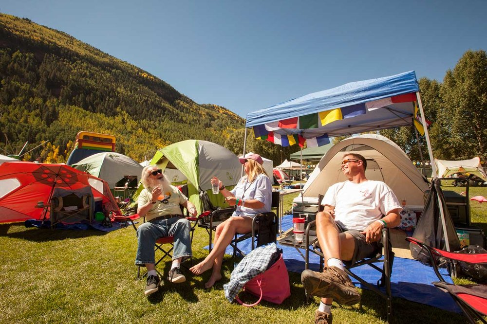 Telluride Blues & Brews Festival | Campsite Challenge
