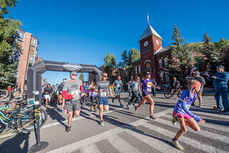 <p><strong> Blisters & Brews 5k Race</strong> Saturday morning 5k Fundraiser Race for Telluride Adaptive Sports. <a href=/blisters-brews-5k>More →</a></p>
