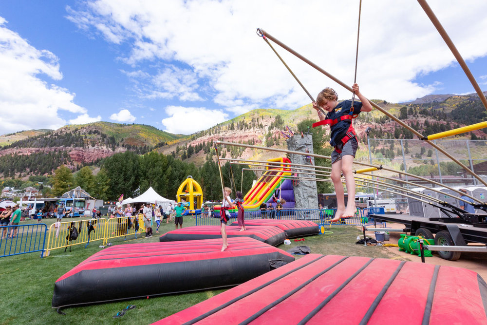 <p><strong> Rainbow Kids Area </strong> Fun activities throughout the Festival weekend <a href=/rainbow-kids-area>More →</a></p>