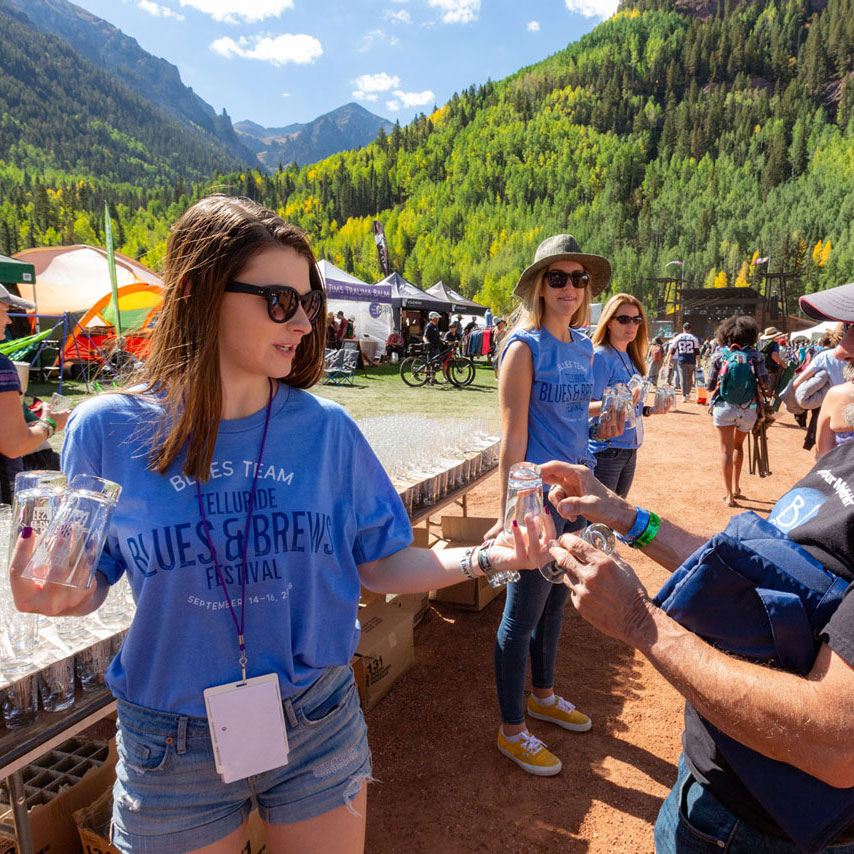 <p><strong> Get Involved </strong> Don't just go to Blues & Brews, be a part of it!  <a href=/get-involved>More →</a></p>