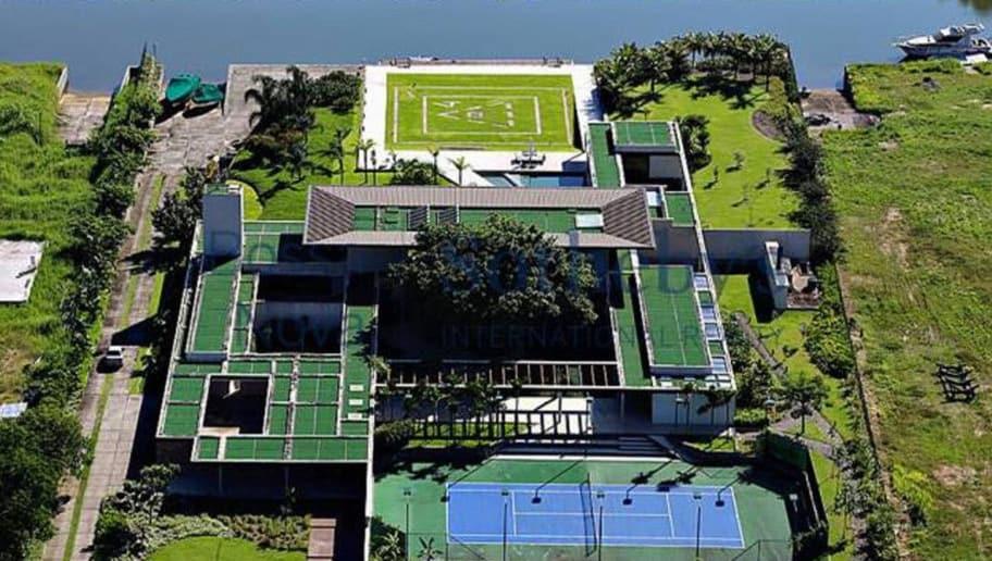 neymar maison foot immobilierneymar maison foot immobilier