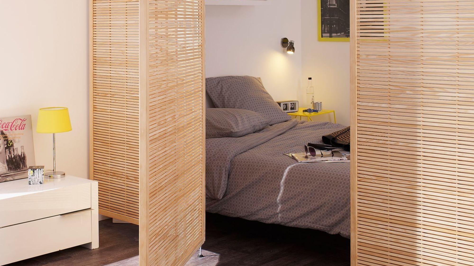 Separer Une Chambre D Un Salon brico/deco] séparer des espaces sans cloison : quelles sont