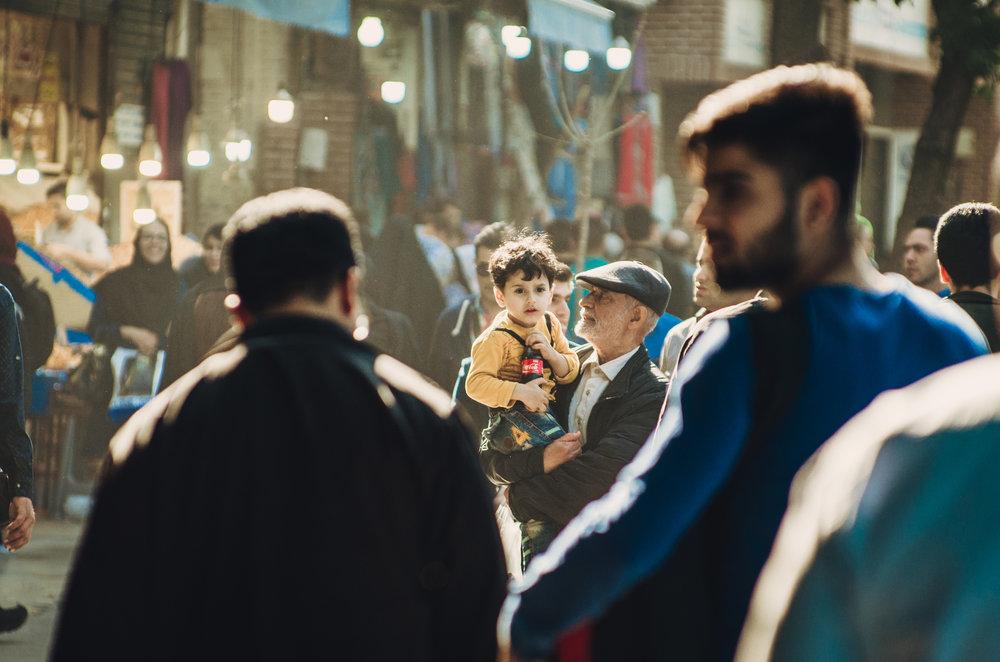 Teheranas, Iranas