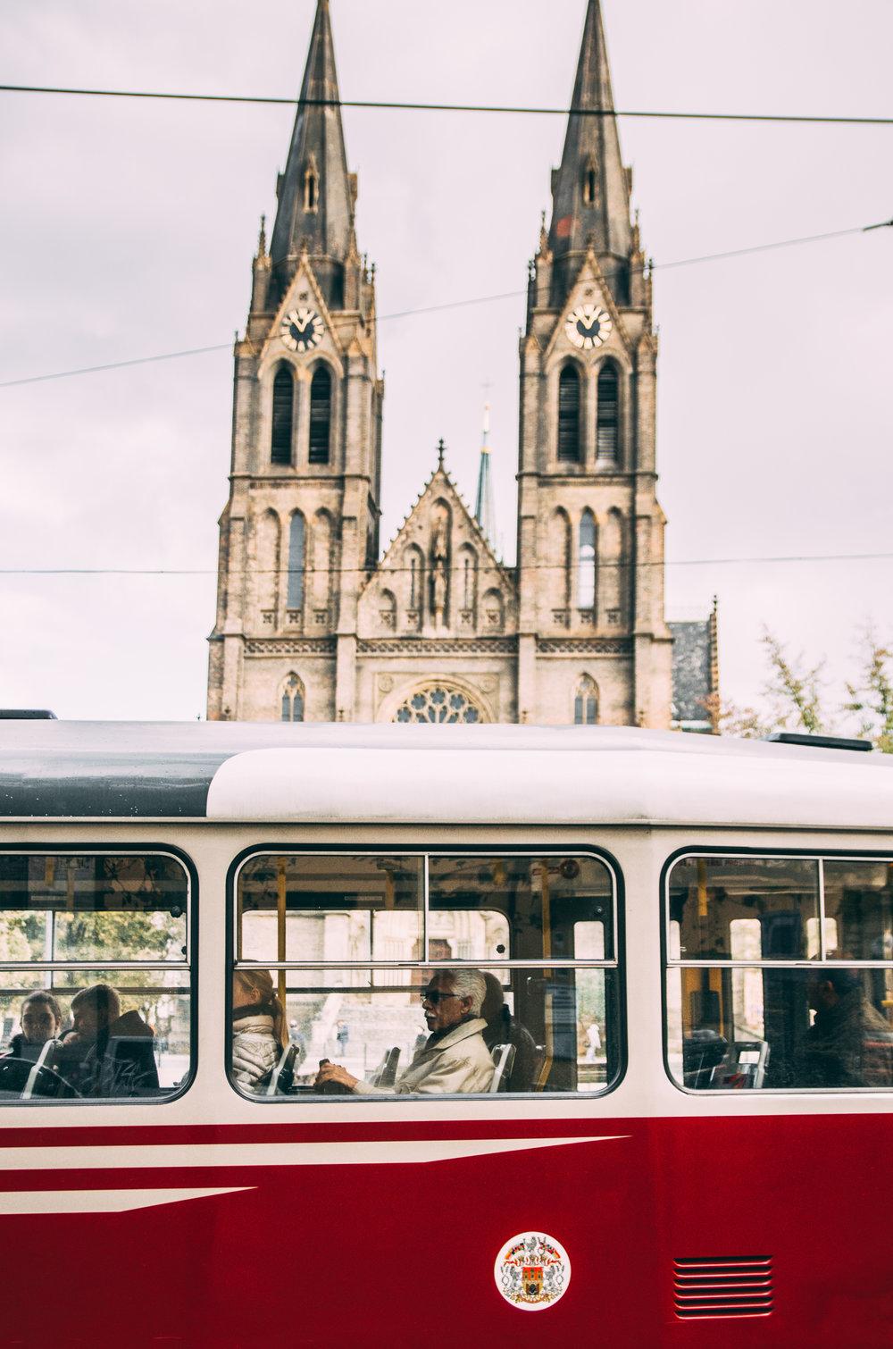 Praha, Čekija