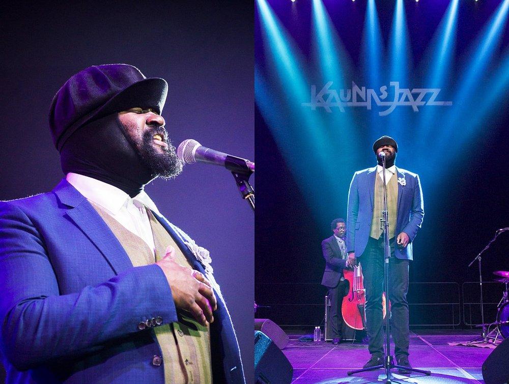 Gregory Porter, Kaunas Jazz